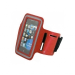 Sports Armband Waterproof neoprene Red for iPhone 4/4S