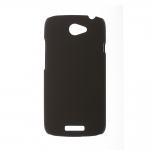 Silicon Case for HTC One S Z520 Black