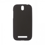 Silicon Case for HTC One SV Black