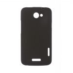Silicon Case for HTC One X s720e Black