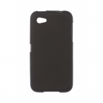 Silicon Case for HTC First Black