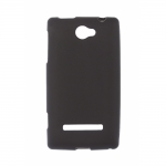 Silicon Case for HTC WP 8S A620e Black