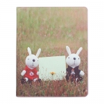 Metoo Hard Case Two Rabbits for iPad...