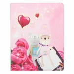 Metoo Hard Case Two Bear for iPad 2/3/4