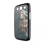 3d Effect Case Death F..k for Samsung S3
