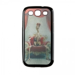 3d Effect Case Skeleton King for...