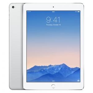 Apple iPad Air 2 Wi-Fi + LTE 64GB Silver (MH2N2)