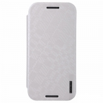 BASEUS Brocade Case for HTC M8 White