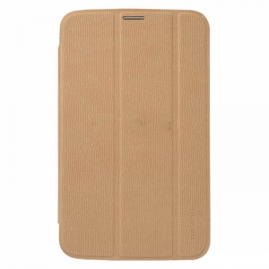 BASEUS Folio Stand Case Brown for Samsung Tab 3 7.0