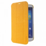 BASEUS Folio Stand Case Yellow for...