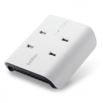 Belkin 4 Port USB Home Charger White