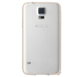Baseus Beauty arc bumper for Samsung Galaxy S5 Champagne Gold