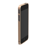 Cross Metal Bumper SP-5 Gold for iPhone 4/4S