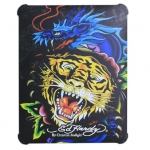 Ed Hardy Hard Case Tiger/Dragon for iPad