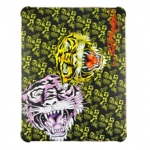 Ed Hardy Hard Case Tigers for iPad