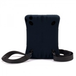 Griffin Tough Silicone Sport Case with Shoulder Strap Black for iPad mini