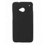 Silicon Case for HTC One Black