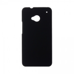 Hard Shell Case for HTC One /M7 Black