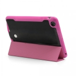 Rechargable Batterycase 6500 mAh for iPad mini Pink
