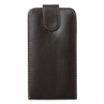 Leather Pouch for LG Optimus L9 Black