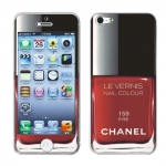 MTV Skin Chanel 159 Fire for iPhone 5/5S