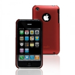 Moshi iGlaze Case Bordo for iPhone 3G