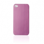 New Case Ultra Thin Aluminum Hard Case Pink for iPhone 5/5S
