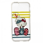 Silicon Case Hello Kitty Sailor for IPhone 5/5S