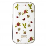 Silicon Case Flowers for Samsung Note 2