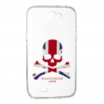 Silicon Case Jolly Roger British Flag...