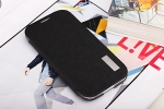 ROCK Elegant Side Flip Black for Samsung Galaxy S4 (S4-28054)