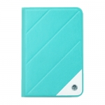 ROCK Luxury series Blue for iPad Air...