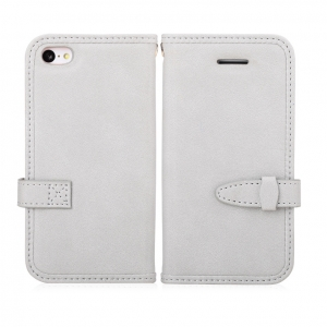 ROCK Peace Side Flip Light grey for iPhone 5C (iPhone 5C-56057)