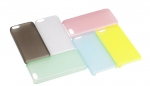 ROCK Texture Ultra Thin Protective Shell Transparent for iPhone 5C (iPhone 5C-56408)