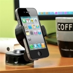 iOttie Easy Flex 2 Car Mount Holder Desk Stand for iPhone 5/4S/Smartphone (HLCRIO104)