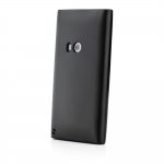 Silicon Case for Nokia N9 Black