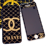 RJ Skin Chanel dark for iPhone 5/5S