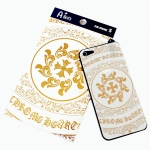 A+ Skin Chrome Hearts Gold/White for...