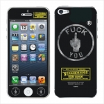 MTV Skin F..k You for iPhone 5/5S