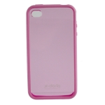 X-Doria Fit Case Pink for iPhone 4