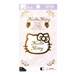 MTV Skin Hello Kitty Gold for Samsung...