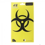 HM Skin Biological Hazard for iPhone...