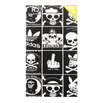 RJ Skin Skulls for iPhone 5/5S