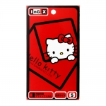InG.X Skin Hello Kitty Red for iPhone...