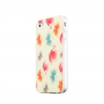 Silicon Case Butterflies for IPhone 4/4S