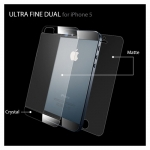 SGP Screen Protector Steinheil Ultra Dual Fine (Front&Back) for iPhone 5/5S (SGP09595)
