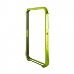 Cleave Aluminum Bumper A6063 Green for iPhone 5/5S