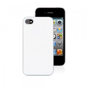 Moshi Hard Shell Case iGlaze 4 White for iPhone 4/4S