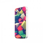 Silicon Case Cubes for IPhone 4/4S