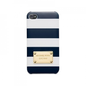 Hard Case Michael Kors Design Dark Blue for iPhone 5/5S